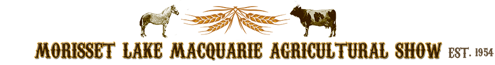 Morisset Lake Macquarie Agricultural Show